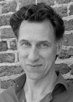 Mark Hullegie, oprichter Bevlogen Teams
