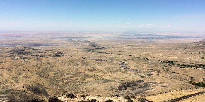 Wyoming vuur voor vernieuwing